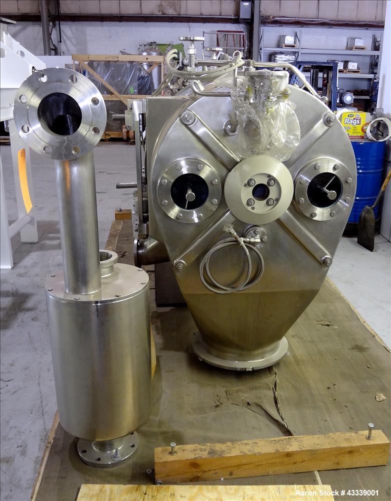 Stainless Steel Heinkel Inverting Filter Centrifuge, Model HF-450