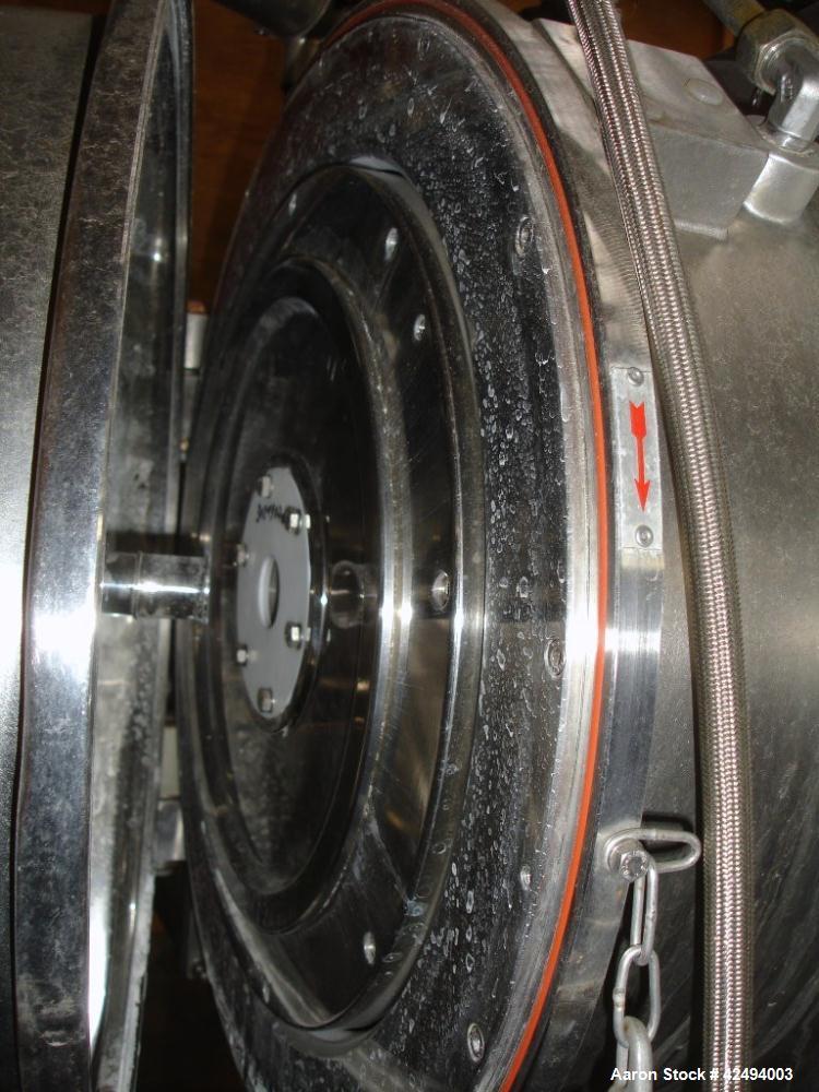 Used- Heinkel Inverting Filter Centrifuge, Model HF300.1