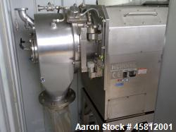 Used- Heinkel HF-300.1 Inverting Filter Centrifuge