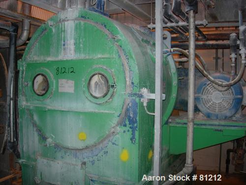 USED: Siebtechnik H-700 Conturbex Screening Centrifuge. 316 stainless steel construction on product contact areas, constant ...
