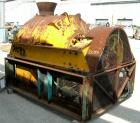 USED: Wemco HSG-1100 Screening Centrifuge, carbon steel. Constant angle bowl design, 48