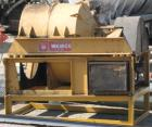 USED: Wemco model HSG screening centrifuge. 30 hp main drive, 412 rpm. Has 2 hp vibratory motor, new lube accessories and ho...