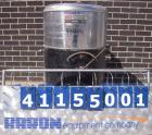 Used- Bock Centrifugal Extractor, 17
