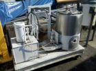 Used- Stainless Steel Sharples Solid Bowl Centrifuge