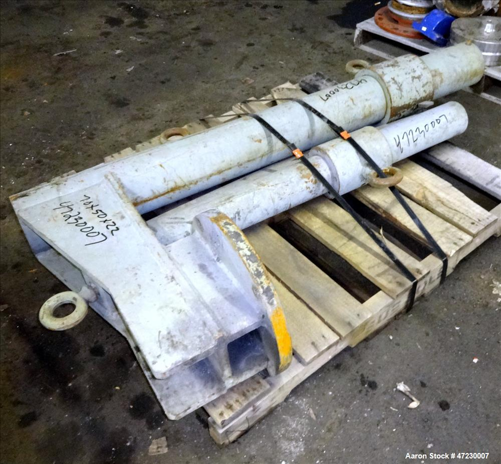 Used- Sharples P-5400 Super-D-Canter Centrifuge Conveyor Removal Tool.