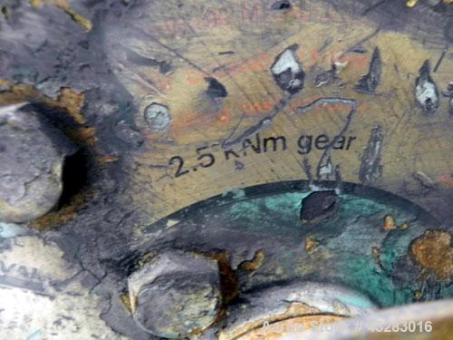 Used- Alfa Laval NX-418 2.5 KNM Gearbox.