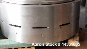 Used- Alfa Laval Centrifuge, Model MRPX 314. Complete Bowl Assembly.