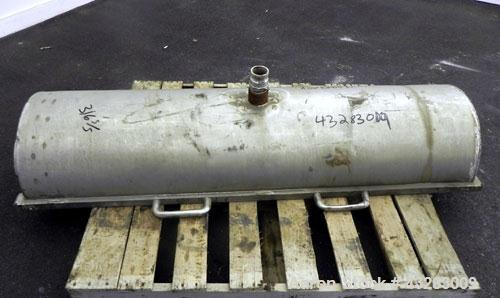 Used-  Stainless Steel Alfa Laval Top Cover