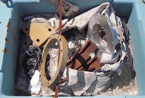 Used- Stainless Steel Alfa Laval NX210