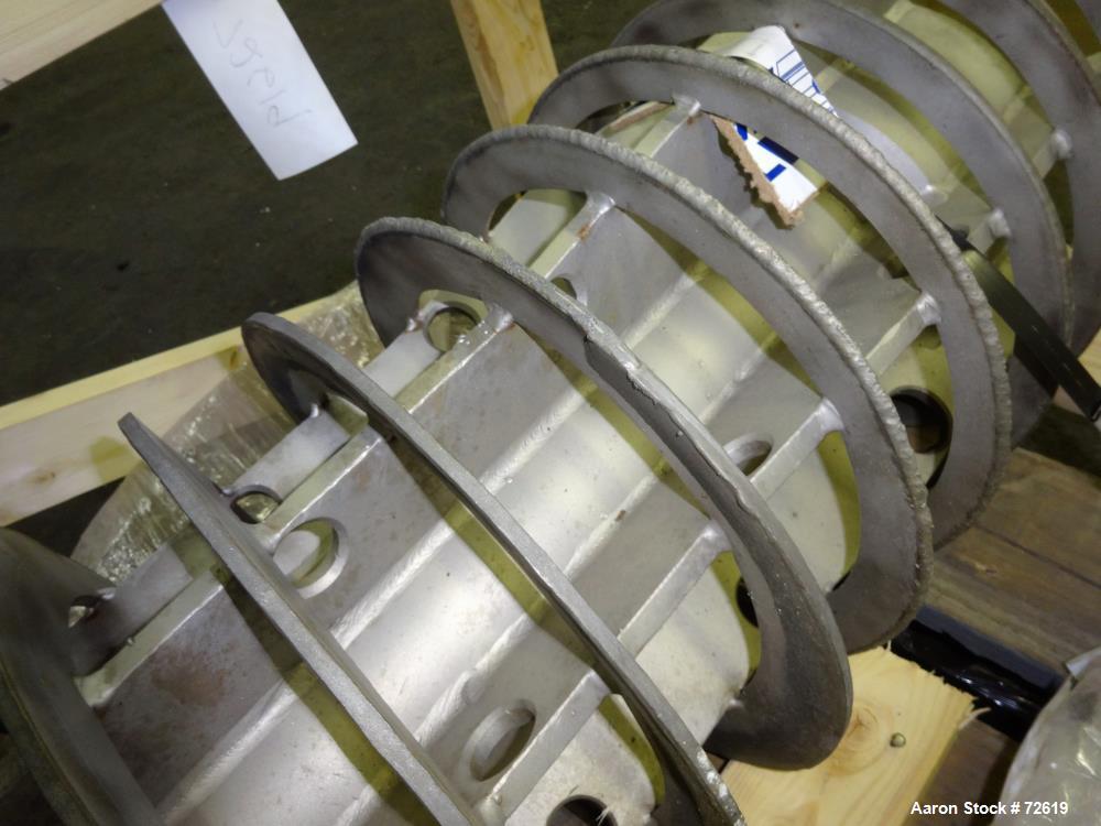 Used- Alfa Laval NX-418 Axial Conveyor