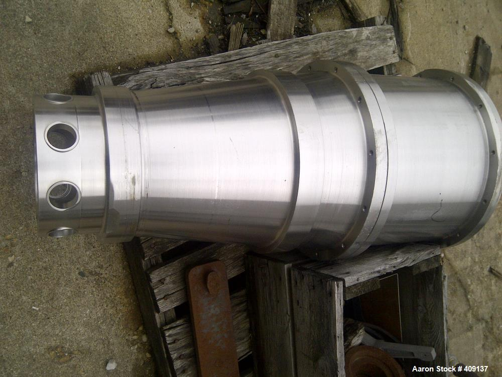Used-Alfa Laval Conical Section