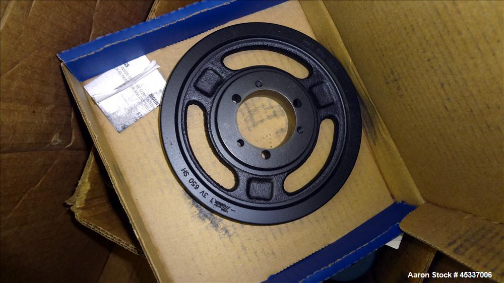 Used- Bird 0100 Misc. Centrifuge Parts. Include reliance 3/60/230-460/1730 rpm motor. Bearings, belts, guard.