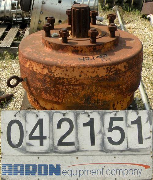 Used- Bird Decanter Centrifge Gearbox, Model SA-70