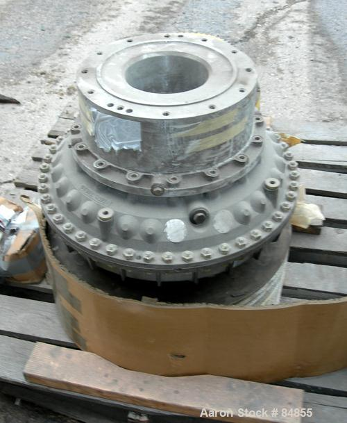 USED: Bird 5100 Decanter Centrifuge Gearbox, 75:1 ratio