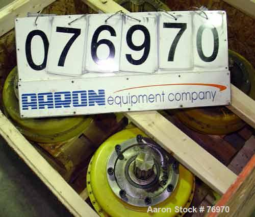 Unused-UNUSED: Bird Decanter Centrifuge Gearbox, model PA69H 140:1 ratio, rated at 32,800 in lbs. Standard male spline.