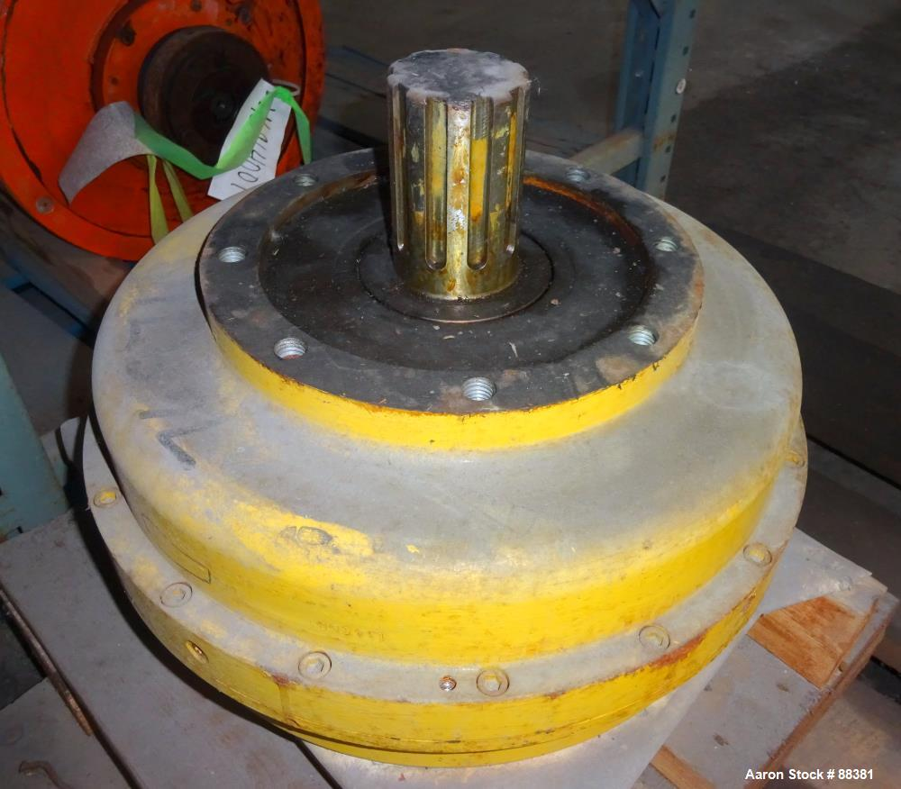 Used-Unused Bird Decanter Centrifuge Gearbox, Model PA69H