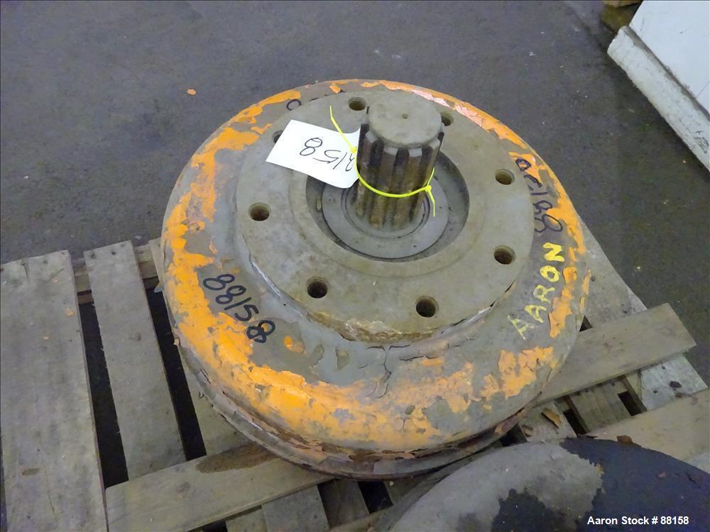 Used- Bird SA-70 Centrifuge Gearbox, 82/1 ratio L/H.
