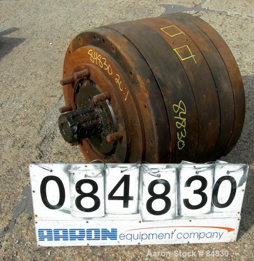 Used- Bird Decanter Centrifuge Gearbox, Model SA-62