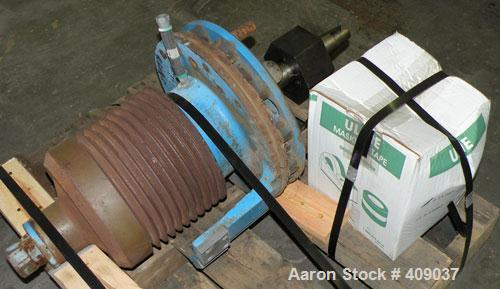 Used- Door Oliver Merco Nozzle Disc Centrifuge Spindle Assembly