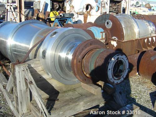 Used- IHI HS-805M Decanter Centrifuge Gearbox