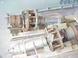 Used- Sharples P-850 Super-D-Canter Centrifuge Parts