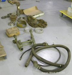 Used- Sharples PM 75000 Decanter Centrifuge Parts