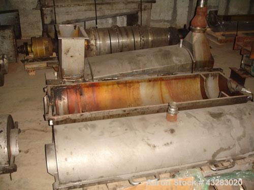 Used-NX-418 upper casing covers