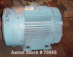 Used- Reliance Duty Master Motor