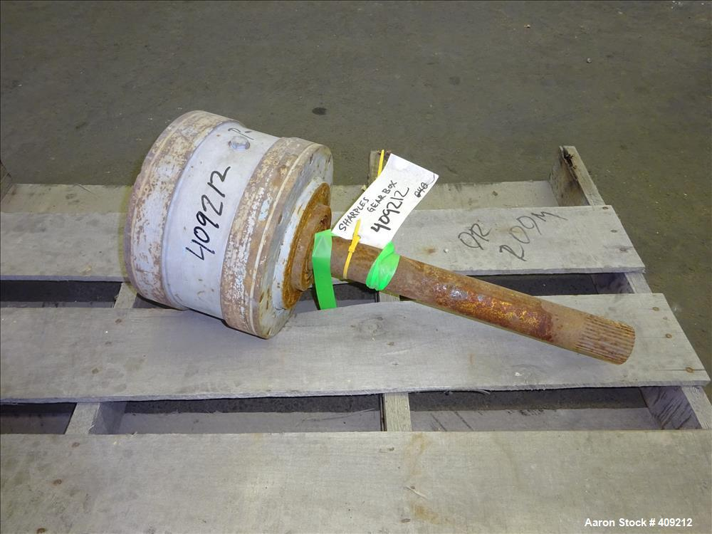 Used- Sharples P-125 Centrifuge Gearbox.