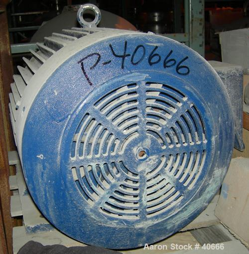 Used- Sharples P-3400 Decanter Centrifuge Parts