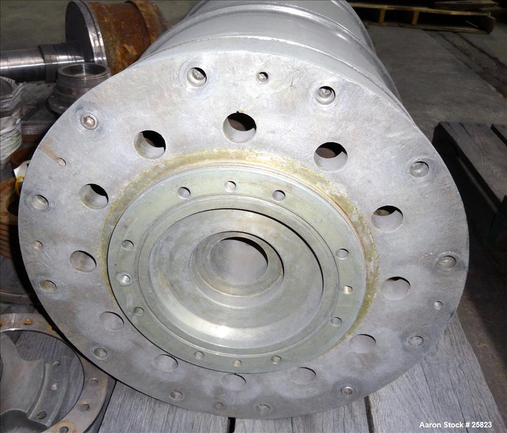 Used- Stainless Steel Sharples Rotating Assembly