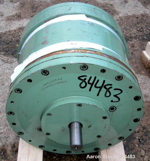 Unused-Unused: Sharples P-4600 Super-D-Canter Centrifuge Gearbox, 98:1 ratio.