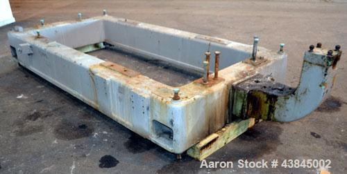 Used- Sharples Super-D-Canter Centrifuge Base Assembly