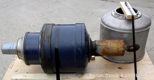 Used- Sharples P-6000/P-6800 Vertical Super-D-Canter Centrifuge Gearbox