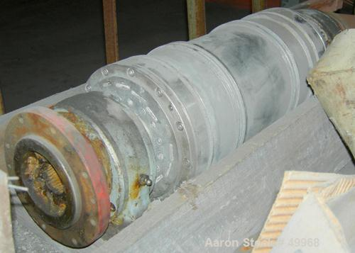 Used- Sharples Super-D-Canter Centrifuge Rotating Assembly