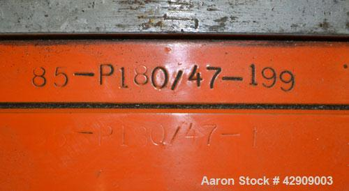Used- Sharples P180 Gearbox. Ratio 47 to 1.