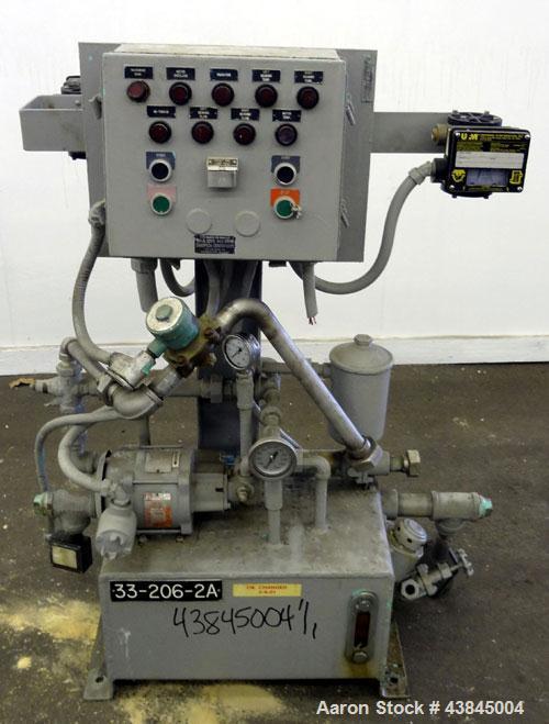 Used- Sharples P5400 Lube System