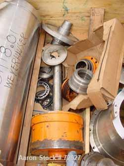 Used- Sharples Super-D-Canter Parts