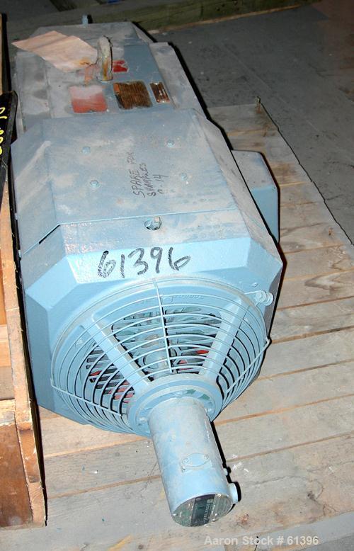 Used- Sharples PM-75000 Decanter Centrifuge Parts