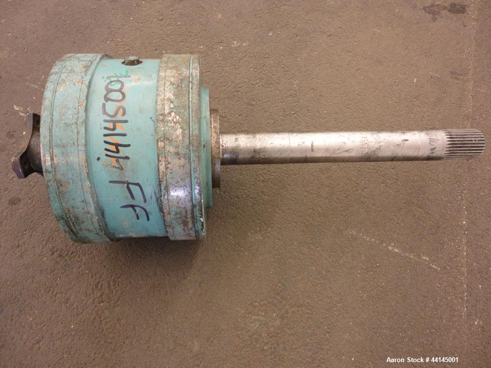 Used- Sharples Super D Canter Gearbox Assembly