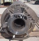 Used- Alfa Laval Conveyor, Type NX 418B-31G. 316 stainless steel construction on product contact areas. 70 mm single lead Es...