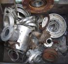 Used- Alfa Laval NX210 Rotating Assembly, 316 Stainless Steel.  Epicentric liquid dams, 4