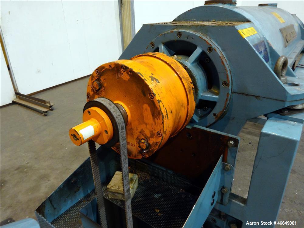 Used-Alfa Laval AVNX-720B-31G Solid Bowl Decanter Centrifuge