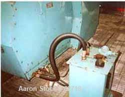 "USED: Alfa-Laval AVNX436B-31G Solid Bowl Decanter Centrifuge, 316 stainless steel construction. 24.8"" diameter x 85.2"" strai..."