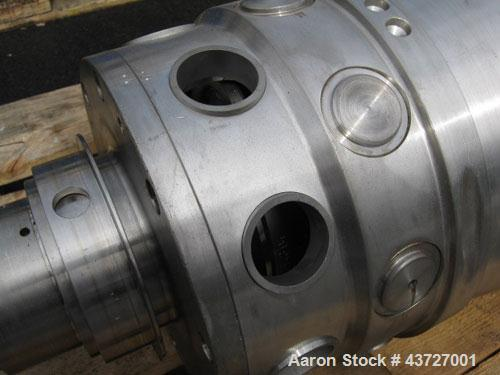 Used- Stainless Steel Alfa Laval Solid Bowl Decanter Centrifuge, CFNX-414-B310-8