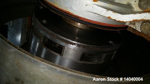 Alfa Lava G2-80 Solid Bowl Decanter Centrifuge