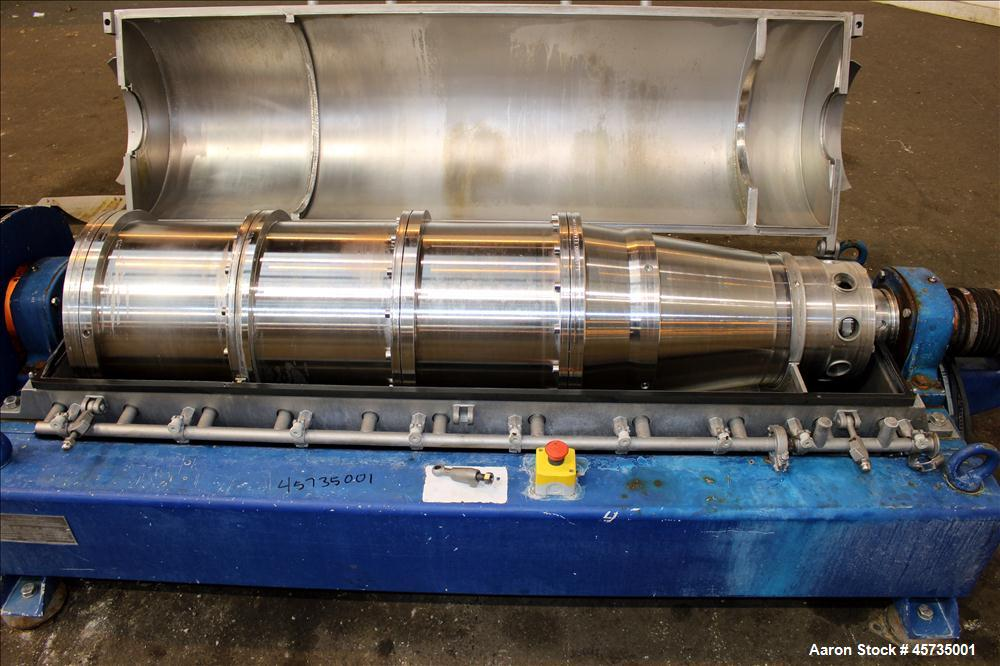 alfa laval decanter centrifuge manual pdf