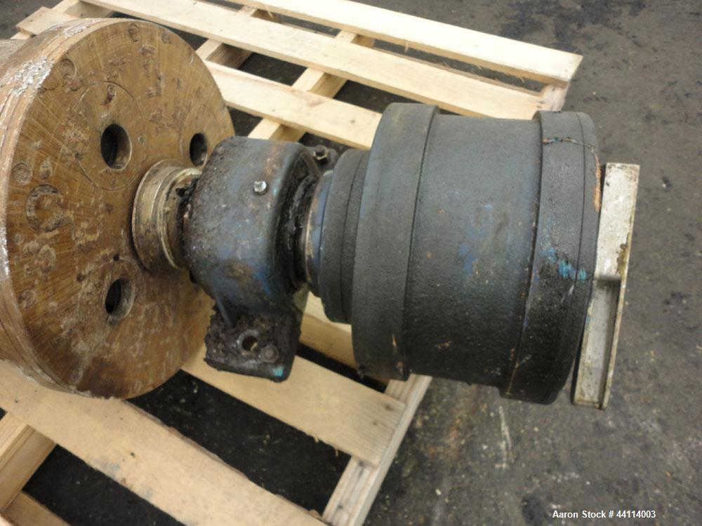 Used- Alfa Laval NX-314 Solid Bowl Decanter Centrifuge Rotating Assembly. 316 Stainless steel construction product contact a...