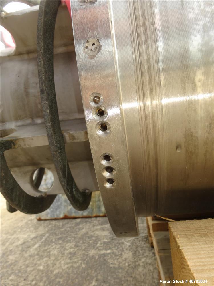 Used- Alfa Laval AVNX-418B-11G (three-phase) Solid Bowl Decanter Centrifuge.