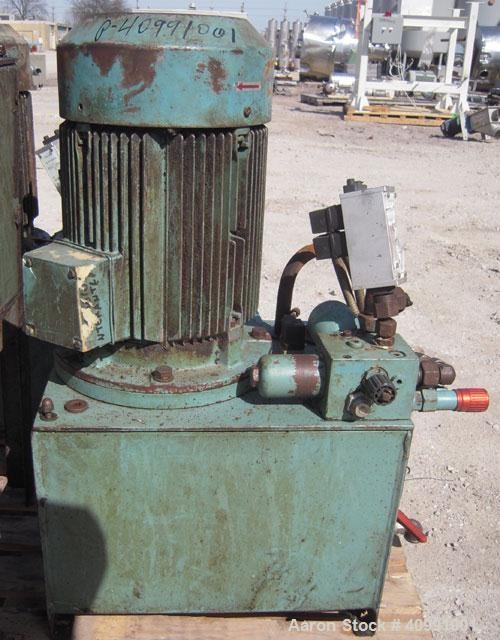 Used- Alfa Laval NX-418B-31G Solid Bowl Decanter Centrifuge. 316 stainless steel construction on product contact areas, max ...
